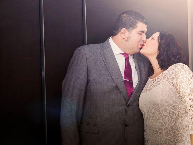 La boda de Fran y Virtu en Illescas, Toledo 2