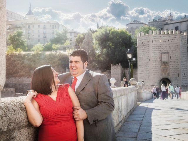 La boda de Fran y Virtu en Illescas, Toledo 23