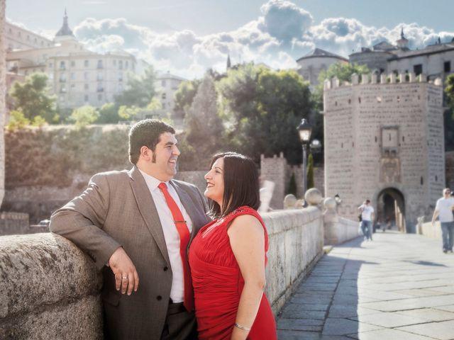 La boda de Fran y Virtu en Illescas, Toledo 24