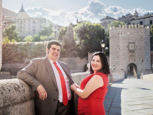 La boda de Fran y Virtu en Illescas, Toledo 25