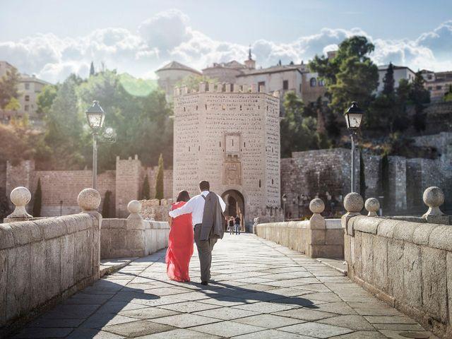 La boda de Fran y Virtu en Illescas, Toledo 26