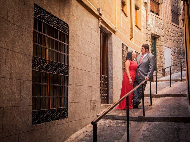 La boda de Fran y Virtu en Illescas, Toledo 29