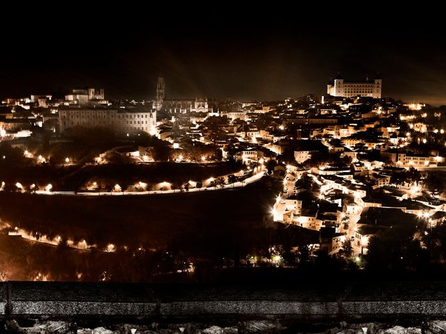La boda de Fran y Virtu en Illescas, Toledo 35