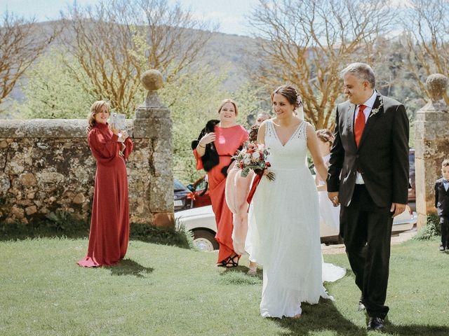 La boda de Diego y Beatriz en Almazan, Soria 5