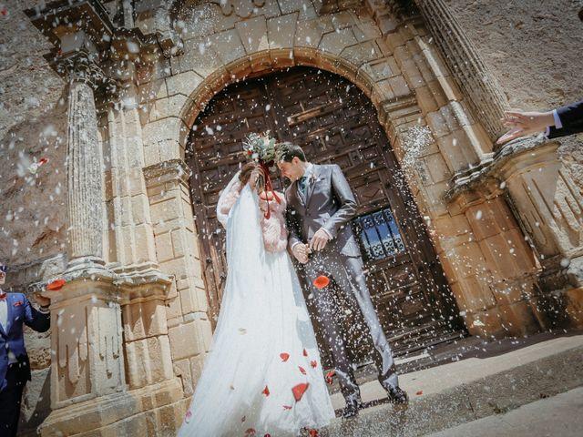 La boda de Diego y Beatriz en Almazan, Soria 7