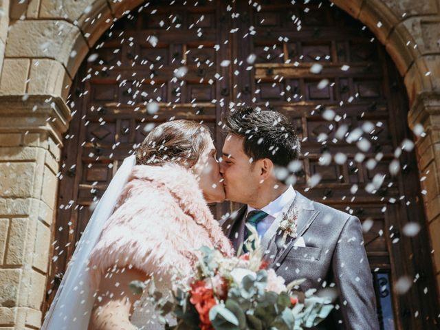 La boda de Diego y Beatriz en Almazan, Soria 2