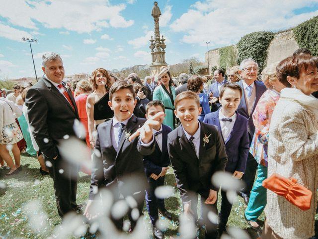 La boda de Diego y Beatriz en Almazan, Soria 8