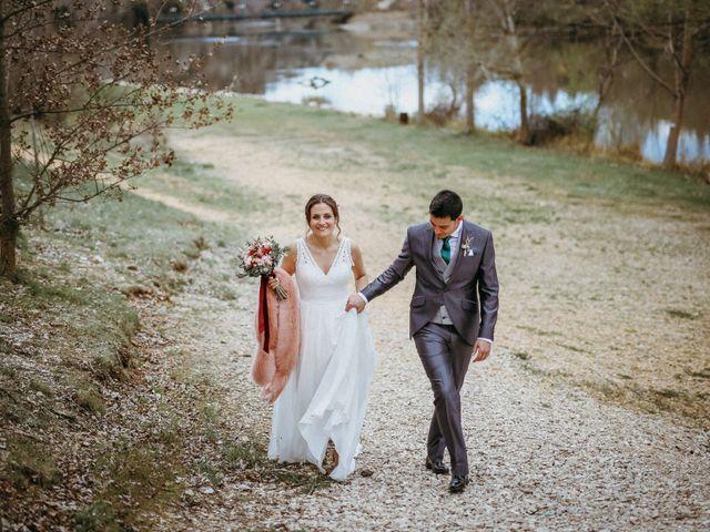 La boda de Diego y Beatriz en Almazan, Soria 10