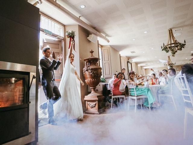 La boda de Diego y Beatriz en Almazan, Soria 15