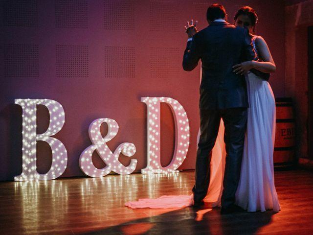 La boda de Diego y Beatriz en Almazan, Soria 16