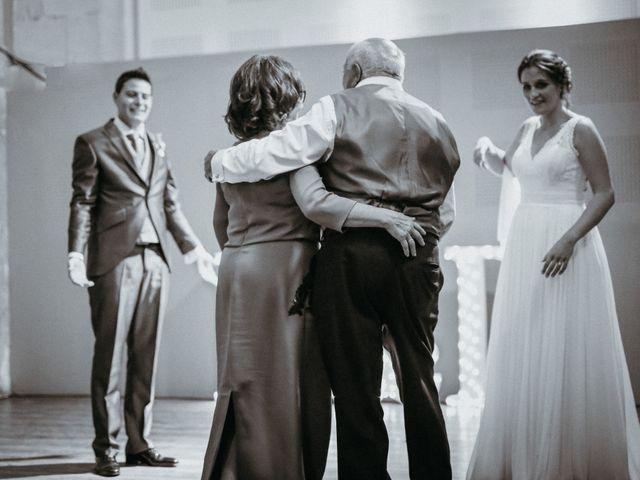La boda de Diego y Beatriz en Almazan, Soria 17