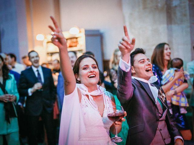 La boda de Diego y Beatriz en Almazan, Soria 18