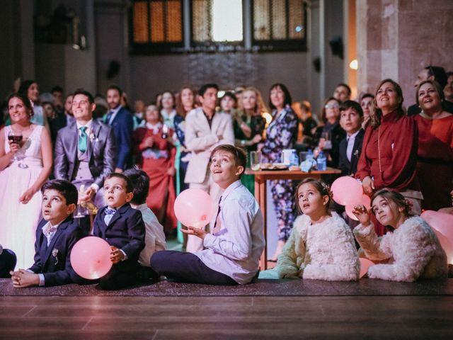 La boda de Diego y Beatriz en Almazan, Soria 20