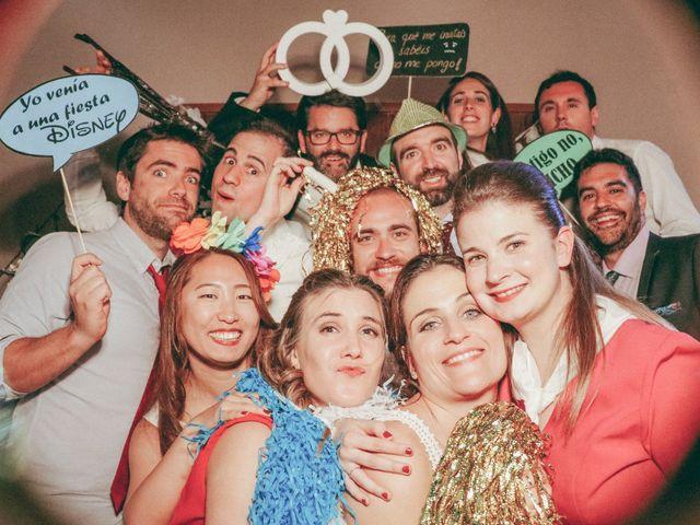 La boda de Diego y Beatriz en Almazan, Soria 24