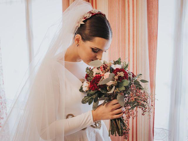 La boda de Manuel y María en Sevilla, Sevilla 34