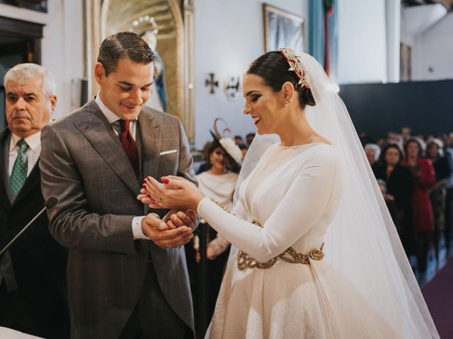 La boda de Manuel y María en Sevilla, Sevilla 42