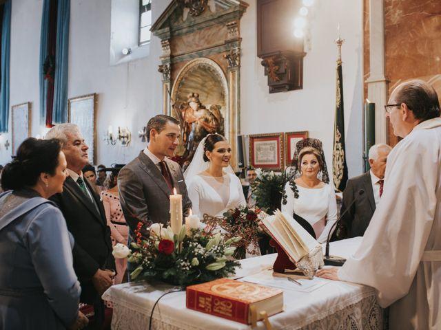 La boda de Manuel y María en Sevilla, Sevilla 46