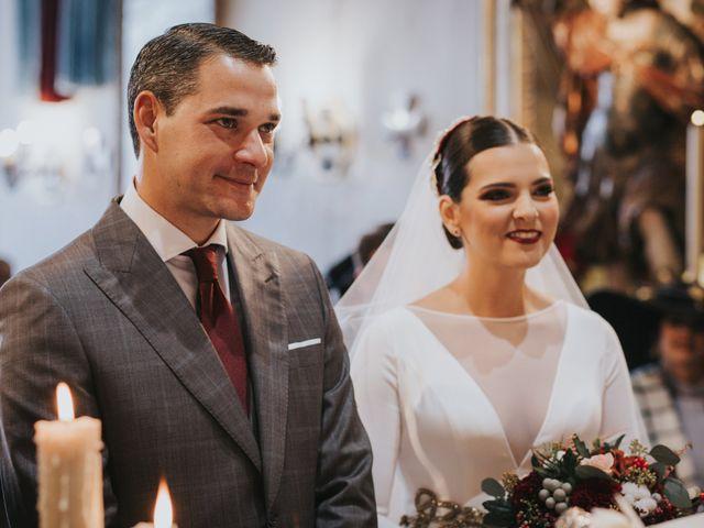 La boda de Manuel y María en Sevilla, Sevilla 47