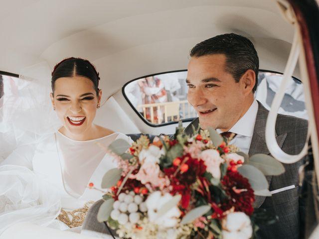 La boda de Manuel y María en Sevilla, Sevilla 49