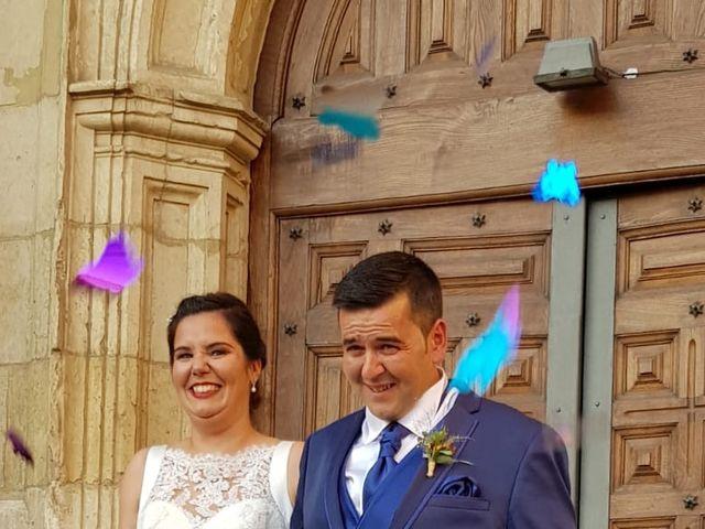 La boda de Jaimep y Melisa en León, León 5