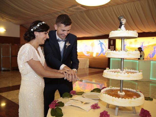 La boda de Juan y Natalia  en Cambados, Pontevedra 6