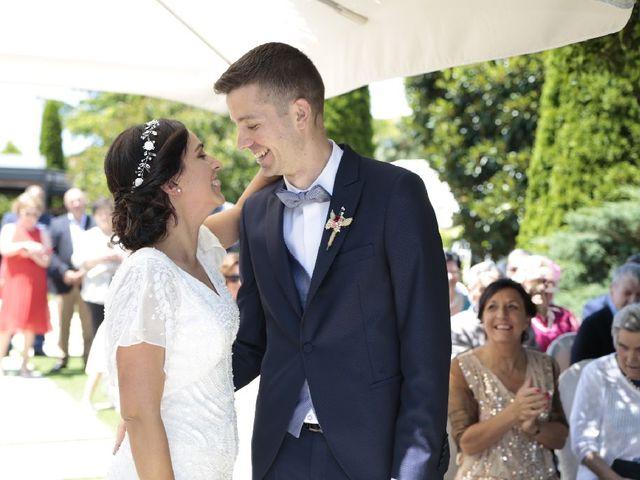 La boda de Juan y Natalia  en Cambados, Pontevedra 7