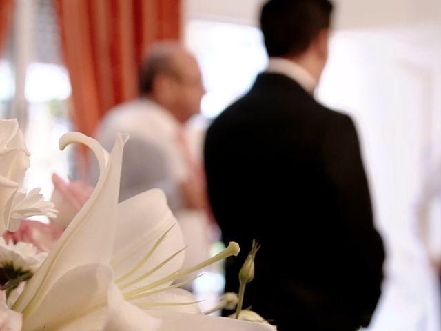 La boda de Javi y Bea en Mairena Del Alcor, Sevilla 7
