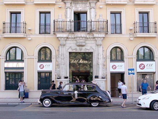 La boda de Javi y Bea en Mairena Del Alcor, Sevilla 9