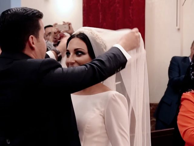 La boda de Javi y Bea en Mairena Del Alcor, Sevilla 12