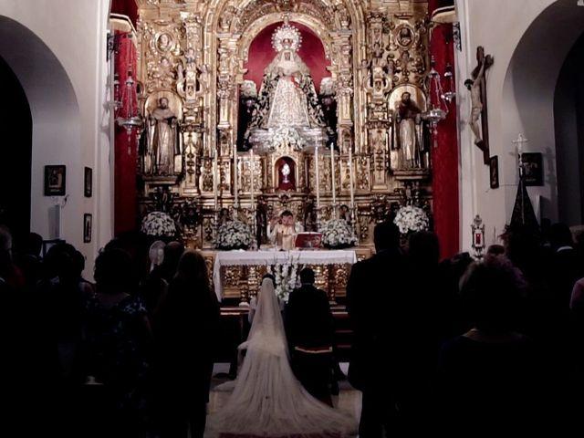 La boda de Javi y Bea en Mairena Del Alcor, Sevilla 14