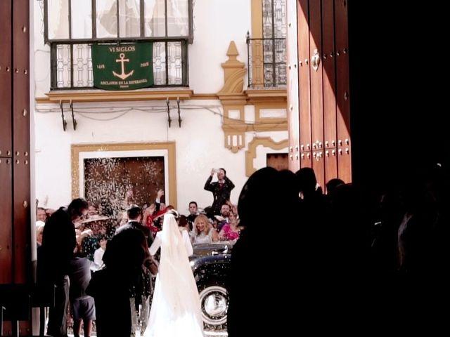La boda de Javi y Bea en Mairena Del Alcor, Sevilla 16