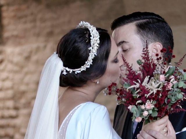 La boda de Javi y Bea en Mairena Del Alcor, Sevilla 20