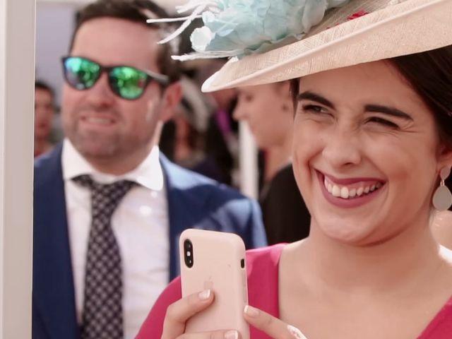 La boda de Javi y Bea en Mairena Del Alcor, Sevilla 26