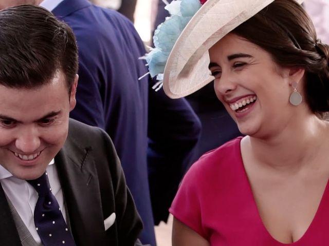 La boda de Javi y Bea en Mairena Del Alcor, Sevilla 30