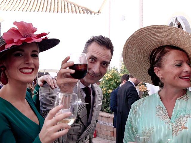 La boda de Javi y Bea en Mairena Del Alcor, Sevilla 31