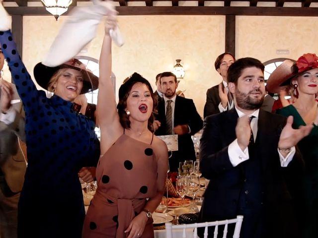 La boda de Javi y Bea en Mairena Del Alcor, Sevilla 33