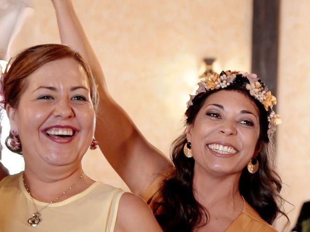 La boda de Javi y Bea en Mairena Del Alcor, Sevilla 35