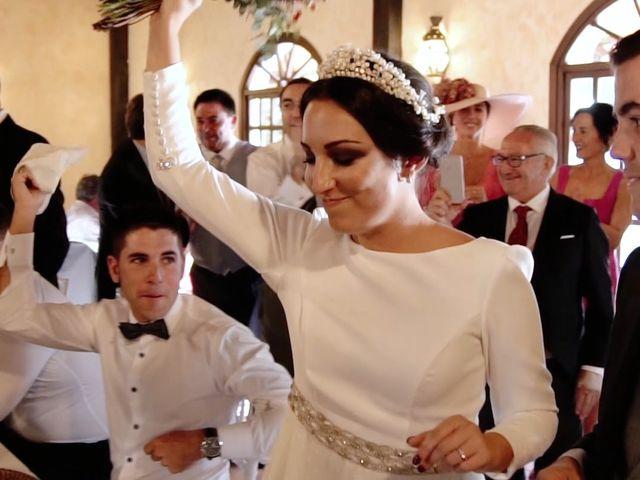La boda de Javi y Bea en Mairena Del Alcor, Sevilla 36