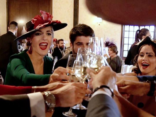 La boda de Javi y Bea en Mairena Del Alcor, Sevilla 39