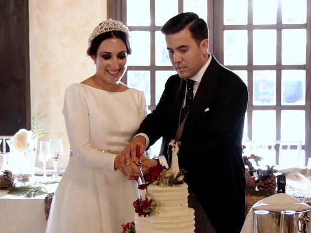 La boda de Javi y Bea en Mairena Del Alcor, Sevilla 42