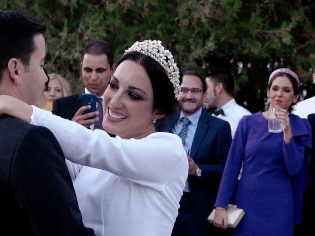 La boda de Javi y Bea en Mairena Del Alcor, Sevilla 44