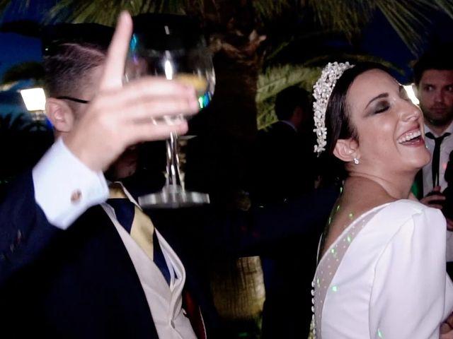 La boda de Javi y Bea en Mairena Del Alcor, Sevilla 45