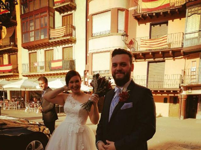 La boda de Fran y Lara en Calatayud, Zaragoza 7