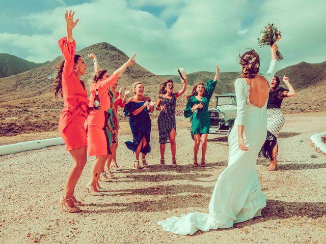 La boda de Carlos y Raquel en Almería, Almería 2