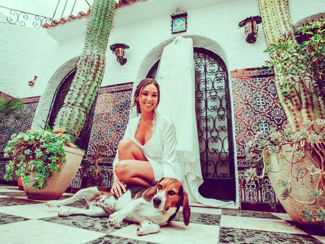 La boda de Carlos y Raquel en Almería, Almería 4