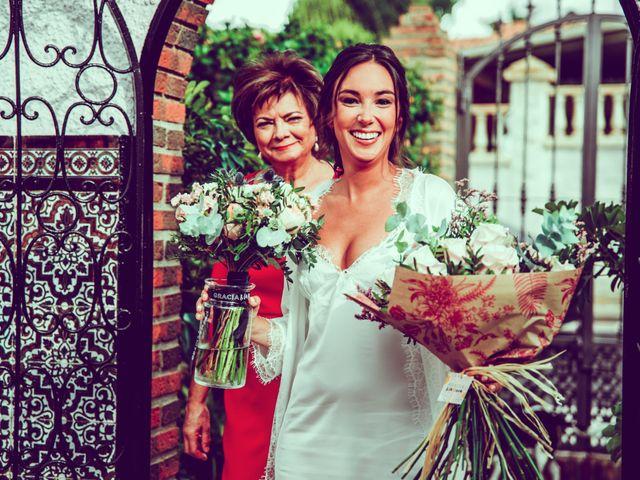 La boda de Carlos y Raquel en Almería, Almería 7