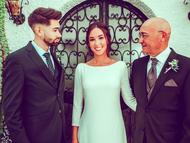 La boda de Carlos y Raquel en Almería, Almería 11