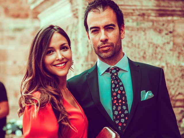 La boda de Carlos y Raquel en Almería, Almería 15