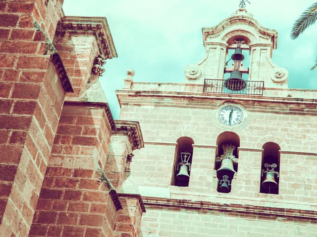 La boda de Carlos y Raquel en Almería, Almería 16