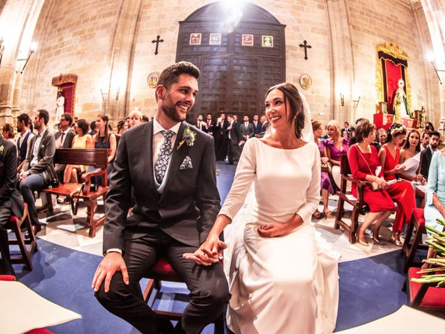 La boda de Carlos y Raquel en Almería, Almería 18